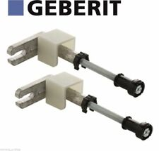 GEBERIT BRACKETS FOR WALL HUNG WC TOILET FRAME UP100, UP320 DUOFIX, SET of 2 pcs