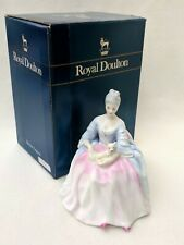 Royal Doulton Charlotte Figurine Pretty Ladies Figure Boxed HN2423 Pastel