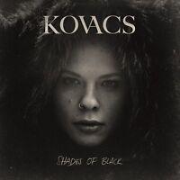 KOVACS - SHADES OF BLACK  CD NEW+