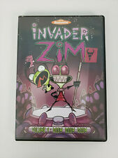 "Invader Zim Volume 1 DVD 2 Disc Set ""Doom Doom Doom"" Nickelodeon"