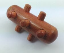 THAI MASSAGE THERAPY HAND, PALM REFLEXOLOGY RELAXATION WOOD WOODEN STICK TOOL