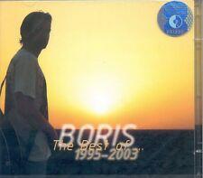 BORIS NOVKOVIC CD + DVD The Best of 1995 - 2003 Severina Vuckovic Ko je kriv Cro