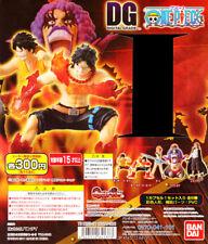 One Piece DG Digital Grade Luffy Ace Nami Shanks Ivankov Gashapon Set of 5pcs