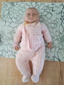 "Künstler-Rebornpuppe ""Welcome Home Baby Emily"" Linda Webb, Ashton Drake Galeries"