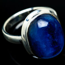 Kyanite 925 Sterling Silver Ring Size 8.5 Ana Co Jewelry R17522F