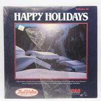 Vintage Christmas Happy Holidays True Value Hardware Vol 16 Record Album Vinyl