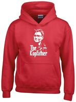 The Kopfather Hoodie Liverpool LFC Football Birthday Gift Men Sweatshirt Top