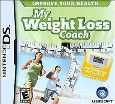 My Weight Loss Coach  (Nintendo DS, 2008)