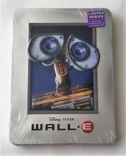 Disney & Pixar's Wall-E DVD in Collectible 3-D Tin (DISNEY EXCLUSIVE -RARE)
