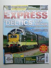 RAIL EXPRESS magazine No.260 Jan-2018 - Class 08 precursors, Deltic performance