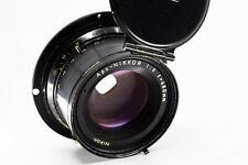 Nikon Apo-Nikkor 480mm f9 Large Format Apo Nikkor Lens... EXC ulf