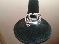 Ericks Sterling Silver Ring Taxco.925