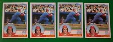 1983 Topps #100 Pete Rose Lot x4 Phillies NM/MT or better