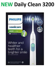 Philips Sonicare DailyClean 3200 Electric Toothbrush, Optimal White Brush Head