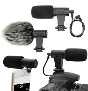 Beats Rode VideoMic Me Directional Compact Microphone Kit Plus GO Pro Dead Cat