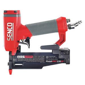 SENCO FinishPro 23SXP Nail Gun,120 psi,Pin Nail