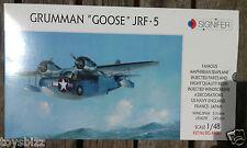"""RARE SIGNIFER 1:48 GRUMMAN G-21 JRF-5  """"GOOSE"""" MODEL KIT!! FREE SHIPPING!!"""