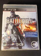 Battlefield 4 [ First Print Black Label ] (PS3) NEW