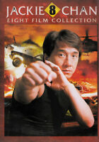 Jackie Chan - 8 Film Collection New DVD