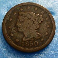 1850  Large Cent   #H50