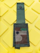 QTY 10 NEW SDS MOLLE 40MM Pyrotechnic Pouch Woodland Camo US MILITARY