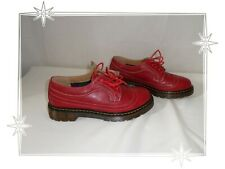J  - Chaussures Plates Oxford Rouge  Goodin Pointure 38