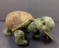 NATIONAL GEOGRAPHIC BABY PLUSH TORTOISE 20CM STUFFED ANIMAL TOY - BNWT