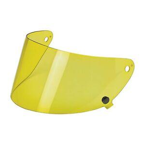 Biltwell Gringo S Flat  Replacement Visor - Yellow