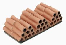 Harburn Hamlet FL170 Terracotta Pipes on Pallets 62 x29x18mm '00' Gauge 1st Post