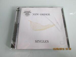 NEW ORDER-SINGLES-2CD-2564626902 MADE IN EU- JOY DIVISION PETER HOOK