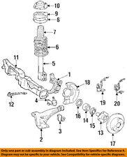 TOYOTA OEM 91-98 Tercel Brake-Disc Rotor 4351216120