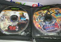 Lot Of 20 Mixed Video Games xbox 360 and original xbox games Metal Slug & more