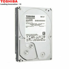 "Toshiba 2TB Internal 7200RPM 3.5"" HDD (DT01ACA200)"