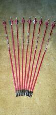 Victory Archery Nock Aluminum R 204 Satin Pink 12 pc ACRN204PK