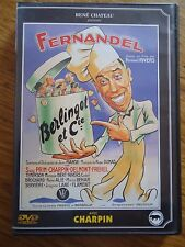DVD * BERLINGOT ET CIE *  FERNANDEL RIVERS CHARPIN MANSE RENE CHATEAU