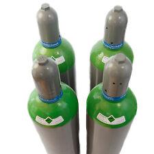 Schutzgas 50 Liter Gasflasche 82% Argon 18% Co2 zum schweißen Eigentumsflasche