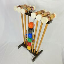 Vintage Forster 6 Player Croquet Set