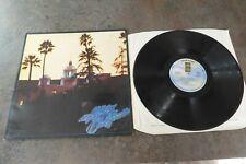 The Eagles - Hotel California UK 1st Press Asylum K 53051 W/ Poster '76 Rock LP