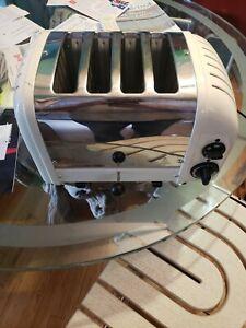 Dualit toaster D4VMHA 4 slice toaster
