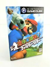 Mario Golf Family Tour Nintendo Gamecube JAP Japan