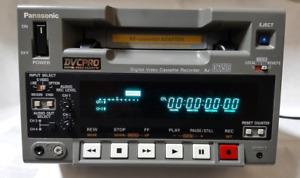 Panasonic AJ-D250P DVCPRO Digital Video Cassette Recorder