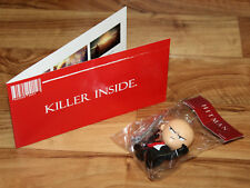 Hitman Absolution Square Enix Mailing Campaign Press kit Exclusive Figure & Card