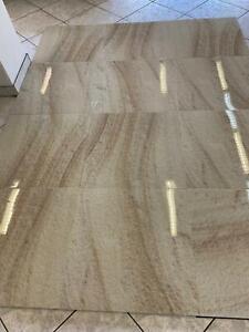 Bodenfliesen 60 x 60 Feinsteinzeug poliert Fliese Bodenfliese Restposten