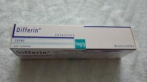 Acne treatment cream, daily topical retinoidcne cream - 60g (BNIB)