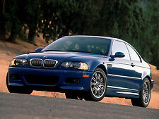SML AUFKLEBER BMW E46 Cabrio Coupe 99-06 US Sticker M3 Optik Style Reflektor