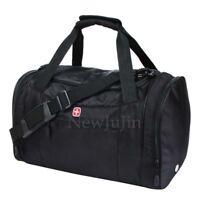 Large Luggage Travel Sports Duffle Gym Swiss Bag Shoulder Bag Handbag 32L/57L