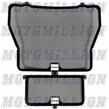 Aluminum Radiator Oil Cooler Guard Cover Protector S1000RR R XR Motorsport 15-18