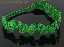 Genuine Italian Made Cruciani Bracelet- BUTTERFLY-LIBERTA-FREEDOM-Emerald Green