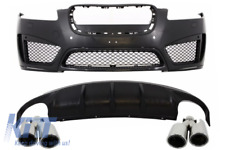 Body Kit estetico Completo Jaguar XF X250 Facelift 2012 > 2016 XFR-S design