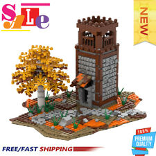MOC-42970 Watch Tower 853 PCS Good Quality Bricks Building Blocks Toys